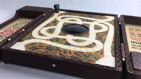 jumanji film kaufen man creates phenomenal replica jumanji board geektyrant