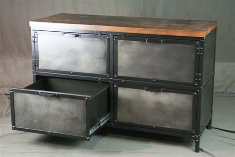 file and storage cabinet combine 9 industrial furniture industrial file cabinet