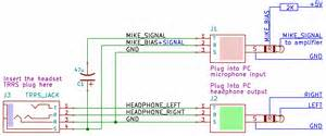 trrs connector wiring diagram