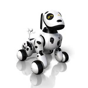 robot puppy zoomer zoomer the robot from spin master review onegooddad