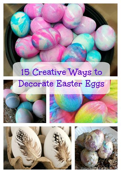 top 28 how do you decorate easter eggs easy easter decorations glitter eggs mod podge rocks