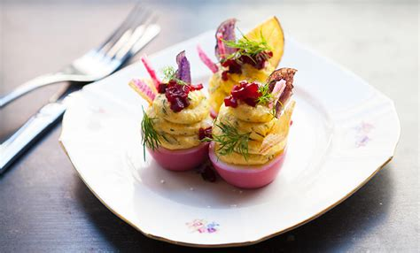 beautiful appetizers an appetizer as beautiful as it is delicious james beard