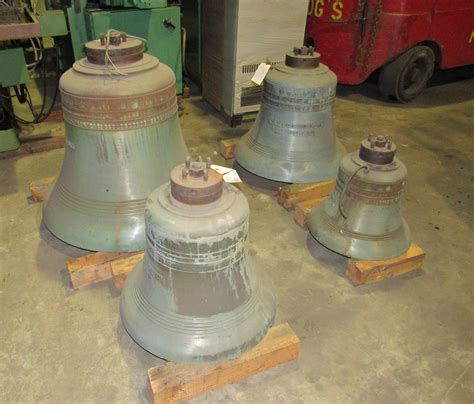 bells for sale used bronze bells petit fritsen 1974