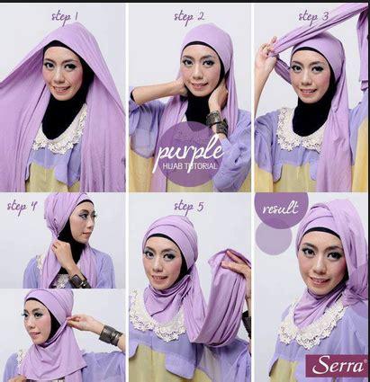 tutorial hijab 2 kerudung untuk pesta tutorial kerudung hijab segi empat modern anggun untuk pesta