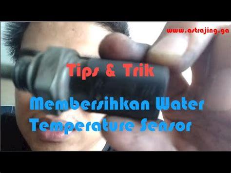 Switch Temperatur Mobil Panther membersihkan water temperatur sensor mobil