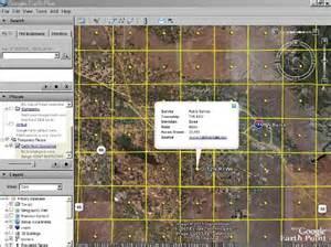 oregon township and range map township and range