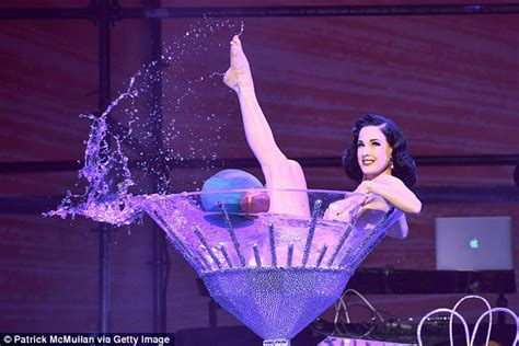 dita von teese says she s much more reserved in real life