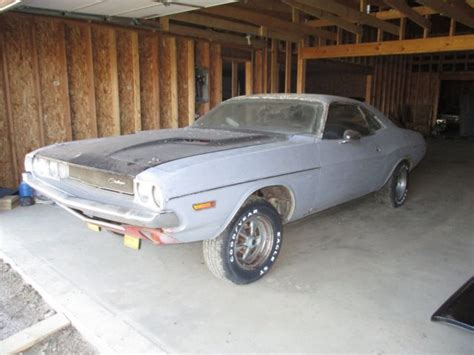dodge challenger clear title project carclassic