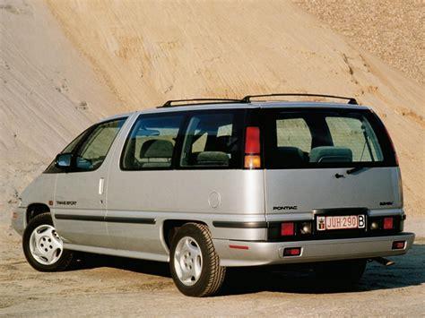 Pontiac Transport Concept by Pontiac Trans Sport 3 8 I V6 175 Hp