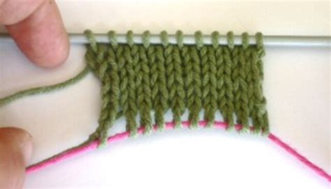 provisional cast on knitting provisional knitted cast on a how to knitting tutorial