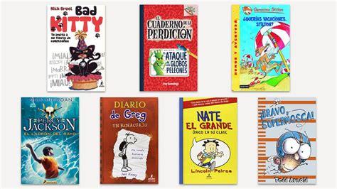 libros para leer para ninos de 10 a 12 anos recomendaciones de la comunidad 13 libros para ni 241 os con dificultad para leer