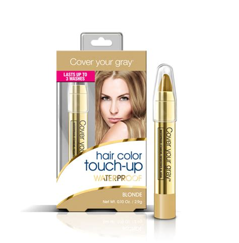 hair color touch up stick cover your gray hair color waterproof touch up stick