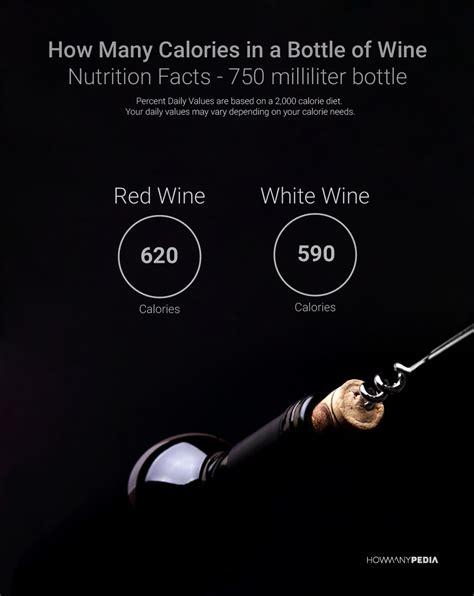 how many calories in how many calories in a bottle of wine howmanypedia