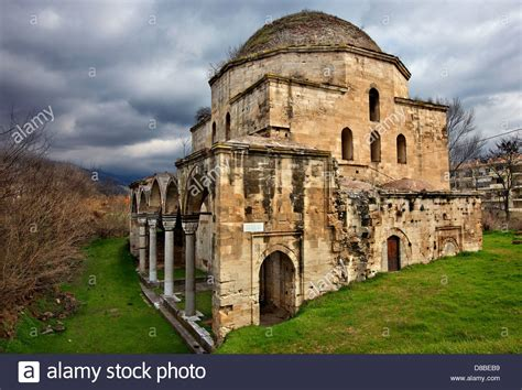 ottoman greece the ahmet pasha mosque in serres town macedonia one of