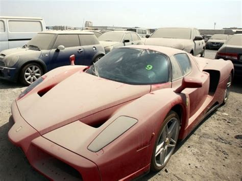 Freelance Home Design Jobs by Abandoned Luxury Cars In Dubai