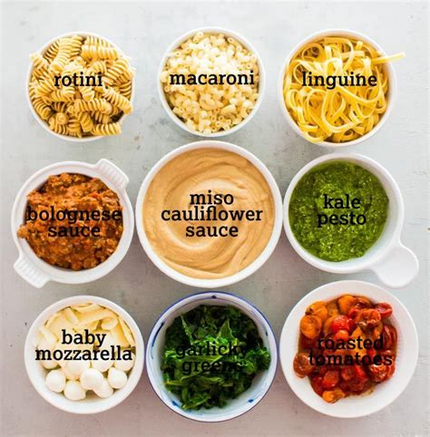 pasta bar toppings 25 best ideas about pasta bar on pinterest pasta bar