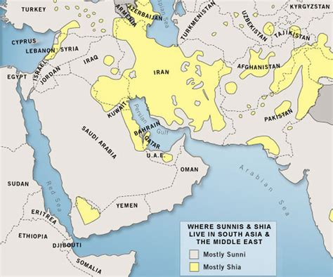 middle east map vox 27 maps that explain the crisis in iraq vox