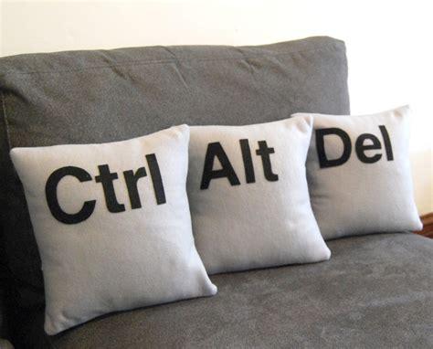 Alt Delete Pillows by Supershannonb S Pages Alt Delete