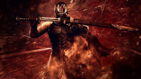 samurai chloo gaiden anime warrior weapon sword d