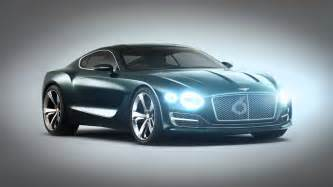 Bentley Software Price List Bentley To Build Electric Car May Borrow From Exp 10