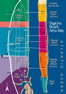 florida boardwalk map map of daytona world map photos and images