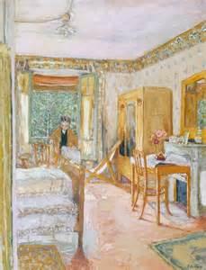 Vuillard Interiors by Sunlit Interior Edouard Vuillard Tate