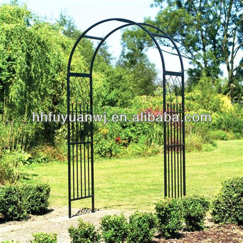 Garden Arbor Cheap New Gardman Westminster Metal Garden Arch Wedding Arbor
