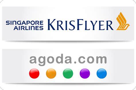 agoda krisflyer travel pr news agoda com and singapore airlines