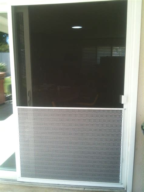 sliding screen door door guard doors door view guard security doors amazing door security fd bronze 2