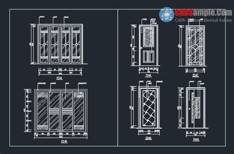 entrance design cad library autocad blocks autocad door detail block autocad dwg 1 187 cadsle com