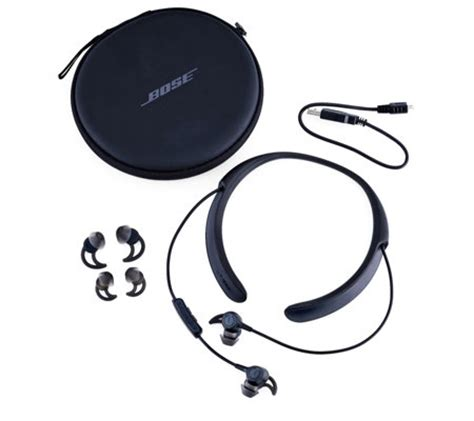 Bose Quite 30 Wireless bose quietcontrol 30 noise cancelling in ear wireless