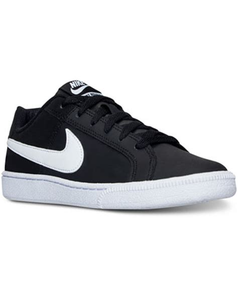 casual nike sneakers nike s court royale casual sneakers from finish line