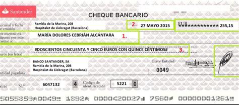 limite para pagar gastos sin cheque es de 5 000 00 en 2016 c 243 mo rellenar un cheque asesoramiento org