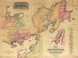 map of rockport gloucester rockport destination guide triporati