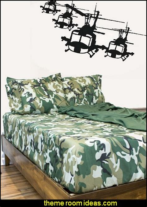 camouflage bedrooms decorating theme bedrooms maries manor army theme