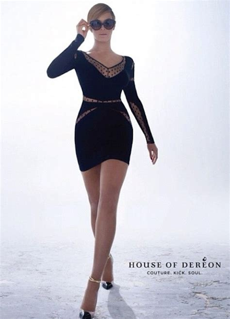 house of dereon hush its only small talk beyonce models house of dereon 2013 fall collection