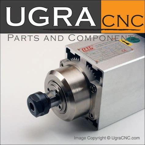 Router Gmt gmt spindle motor air cooled 2 2 kw 3hp 24000 rpm er20 for cnc router mill tzsupplies