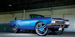 blue school impala