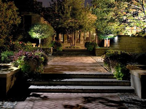 Diy Landscape Lighting 22 Landscape Lighting Ideas Diy Electrical Wiring How Tos Light Fixtures Ceiling Fans