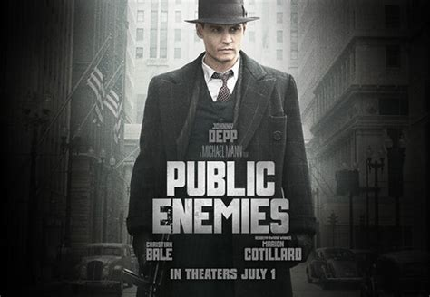 public enemies heats  hot