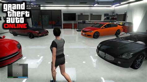 gta  apartments garages cars   youtube