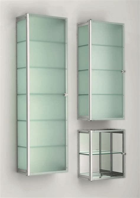 decorative wall cabinet with glass doors glass wall cabinet with doors s by decor walther