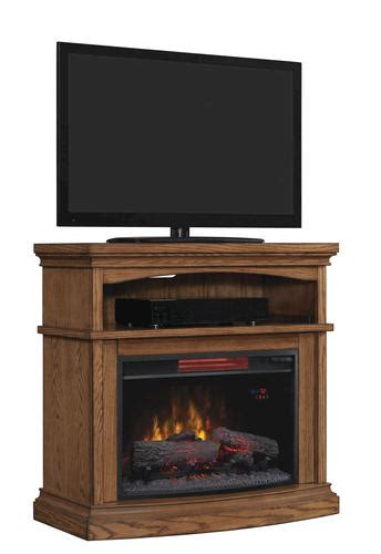 36 quot midway infrared media mantel in premium oak at menards 174