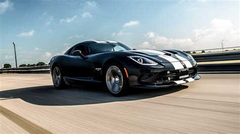 hennessey   dodge wont supercharge  viper