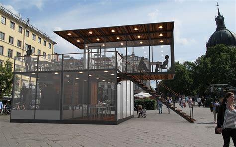 mobiler pavillon mobiler pavillon operalab mobile pavilion by pa