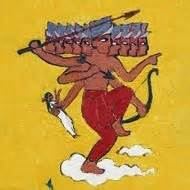 Sandal Ravana by Imagination Chariot The Ramayana Clock