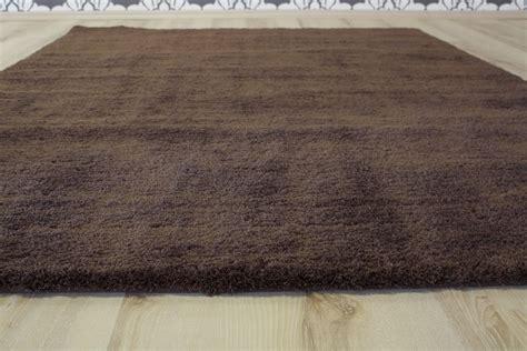 teppiche 70x140 teppich langflor astra livorno 060 braun 70x140 cm weich