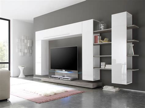 modern wall units contemporary wall units living room modern with