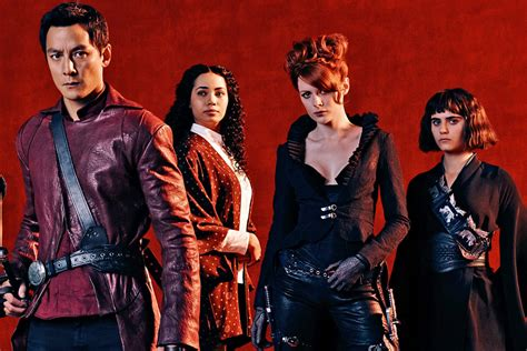 amc tv show into the badlands exclusive meet the cast of amcs into the badlands