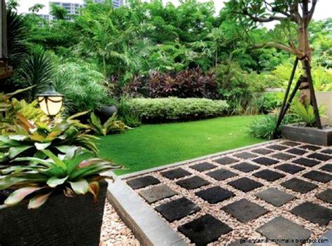 Desain Lu Taman Unik   tanaman taman minimalis gallery taman minimalis